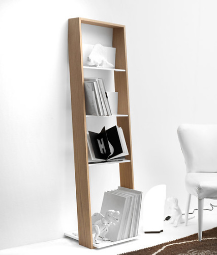 Alex Bradley Lean Storage Shelving Unit