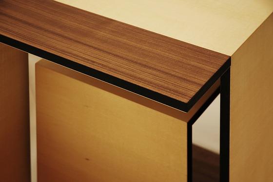 Alexander Britt Moebius Cube Table