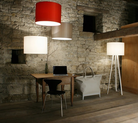 Alexander Stamminger and Nik Back , Luca Lamp Collection