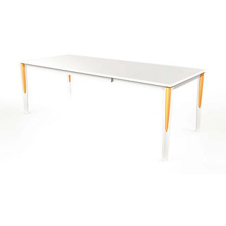 Philippe starck and ambroise maggiar calippo table for Philippe starck tables