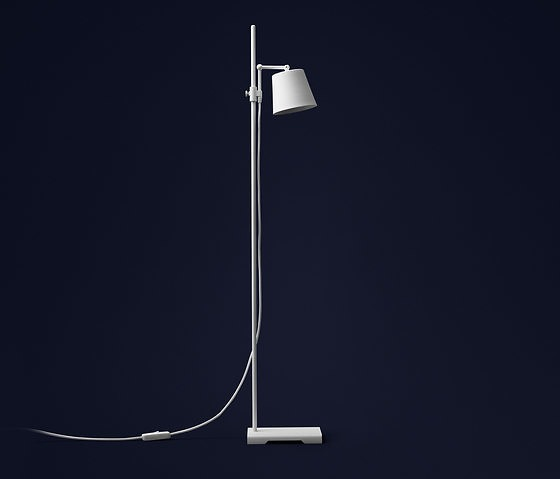 Anatomy Design Steel Lab Light Lamp