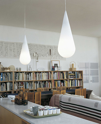 Andrea Branzi Goccia Lamp