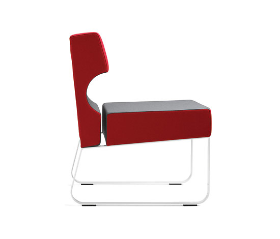 Andreas Sture Groove Easy Chair
