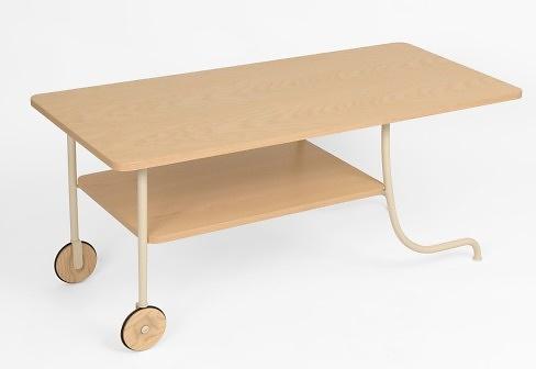 Anna Kraitz Crawling Table