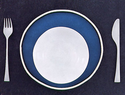 Anne Kyyrö Quinn Circle Placemat
