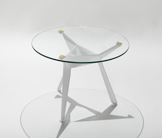 Anthony Dickens Origami Table