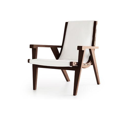 Antonio Citterio J.J. Wood Armchair