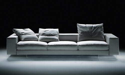 Antonio Citterio Lightpiece Seating