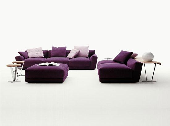 Antonio Citterio Luis Modular Sofa