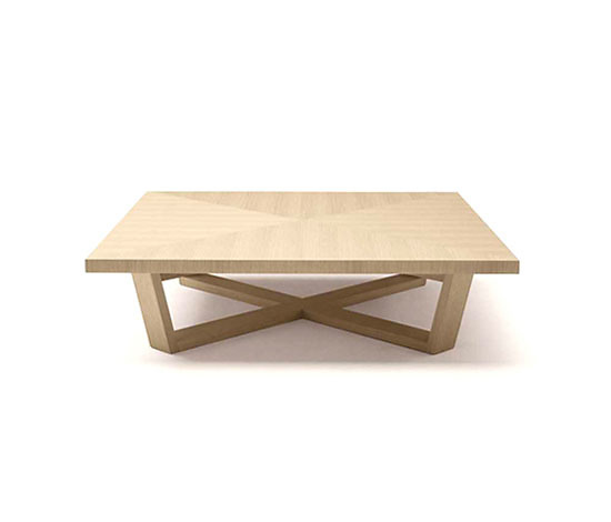 Merveilleux Antonio Citterio SMTVQ15 Low Table