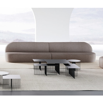 Antonio Rodriguez Guest Seating Collection