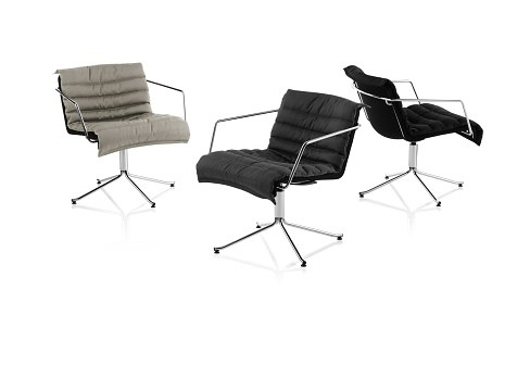 Anya Sebton Milibar Soft Easy Chair