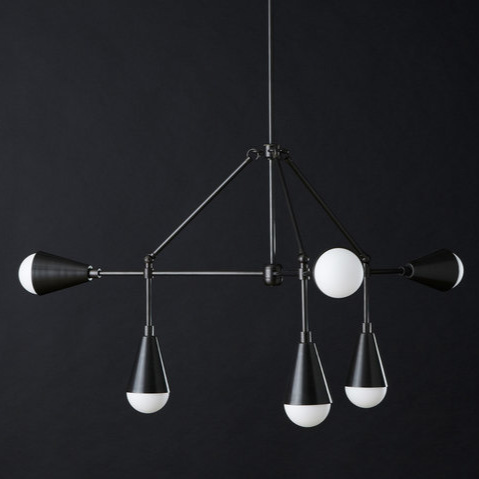 Apparatus triad dyad lamp collection