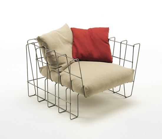 Arik Levy Hoop Seating