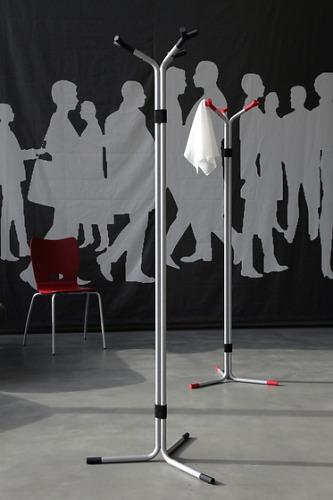 Arto Riimala Strap-It Coat Rack
