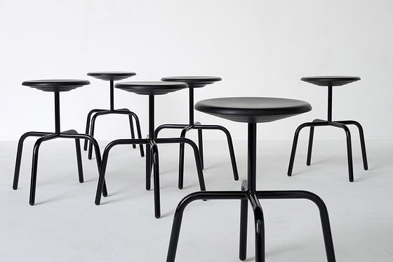 Atelier Haußmann Herrenberger Hocker Stool