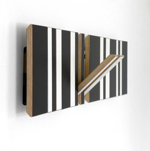 Athanasios Babalis Pianoforte Coat Rack