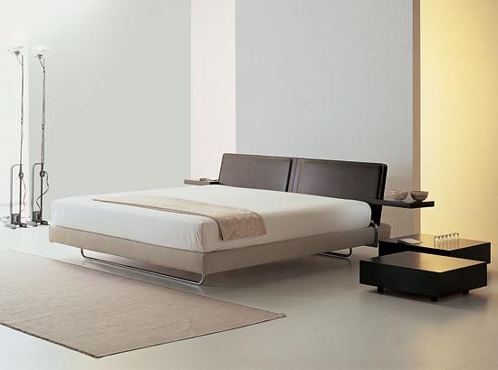 Augusto Mandelli and Walter Selva Deex Bed
