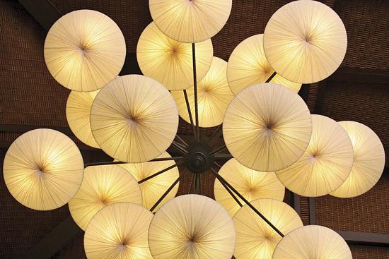 Ayala Serfaty Sunsa Lamp