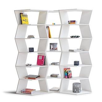 Aziz Sariyer Zig Zag Bookcase