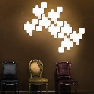 Bakerygroup Pixel Lamp
