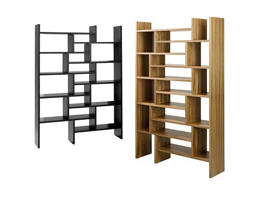 Beat Karrer Duo Bookcase