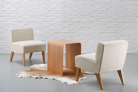 BEHF Corporate Architects Wiener Fauteuil Seating Collection