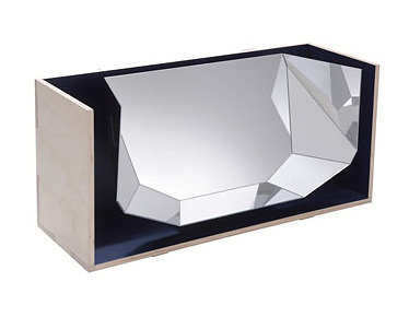 Benjamin Graindorge Courtoisie Mirror