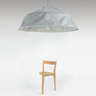 Bertjan Pot Fold Up XXL Suspension Lamp