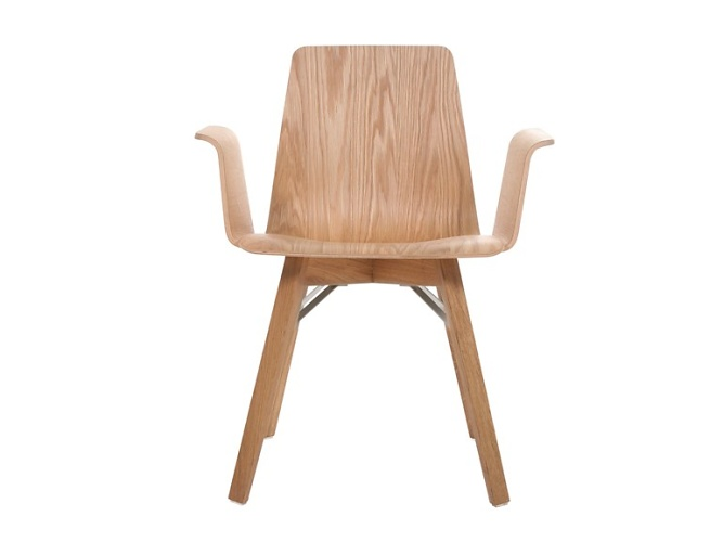 Birgit Hoffmann Maverich Solid Wood Chair