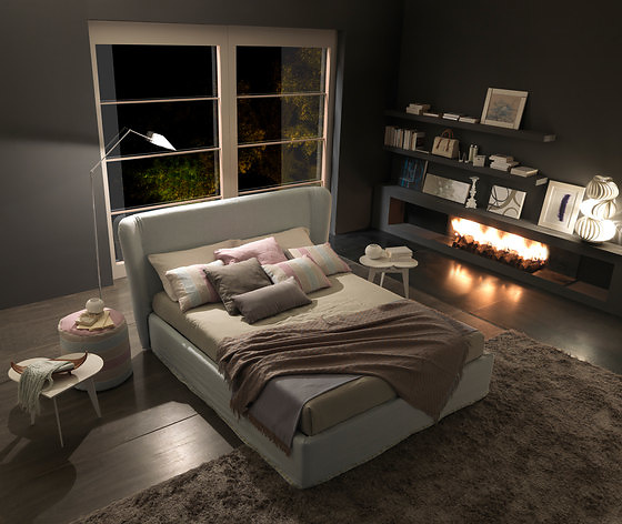 Bolzan Letti Selene Chic Bed