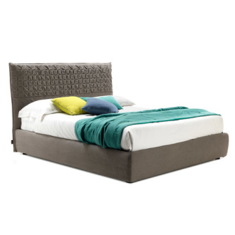 Bolzan Letti Sheen Big Double Bed