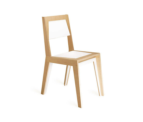 Brave Space Design Hollow Study Chair