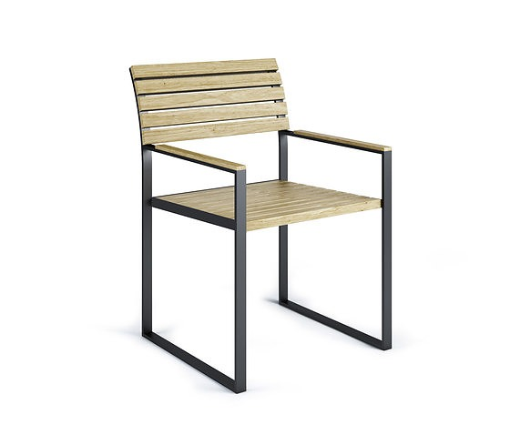 Broberg & Ridderstråle Garden Chairs