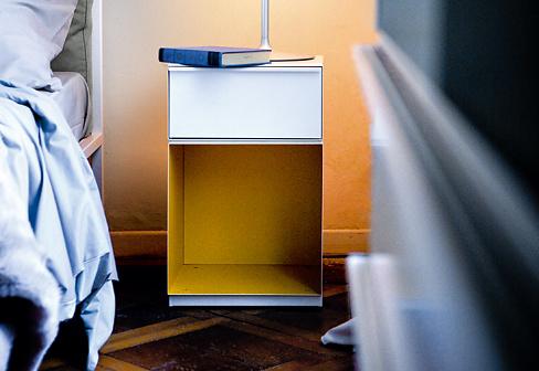 Bruno Fattorini Adhoc Box Storage