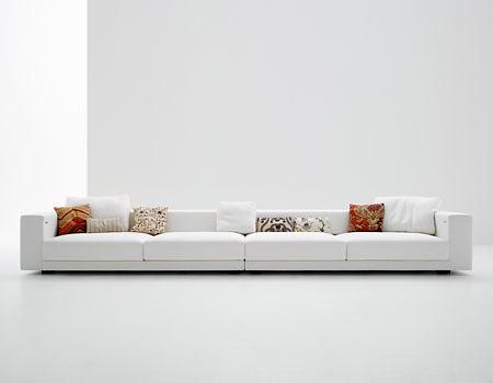 Bruno Fattorini Sliding Sofa