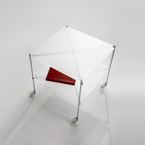 Bruno Munari Biplano Table