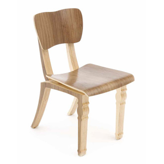 Bryce & Kerry Moore Boheme Chair