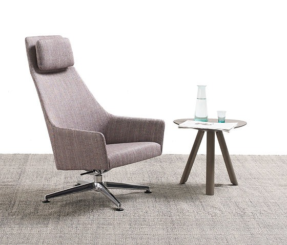 Burkhard Vogtherr and Jonathan Prestwich Sketch Lounge Chair