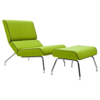 busk & hertzog Milo Lounge Chair
