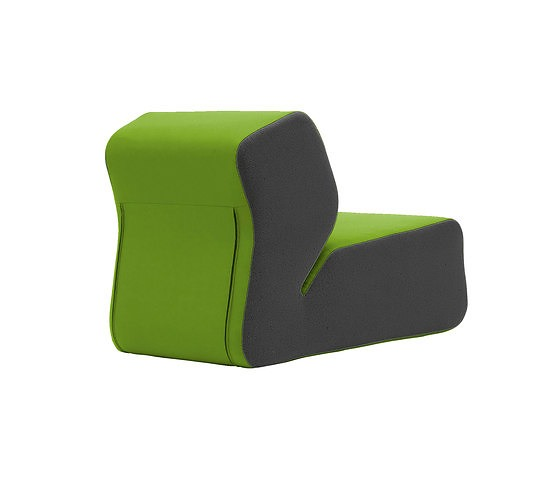 busk & hertzog Hugo Lounge Chair