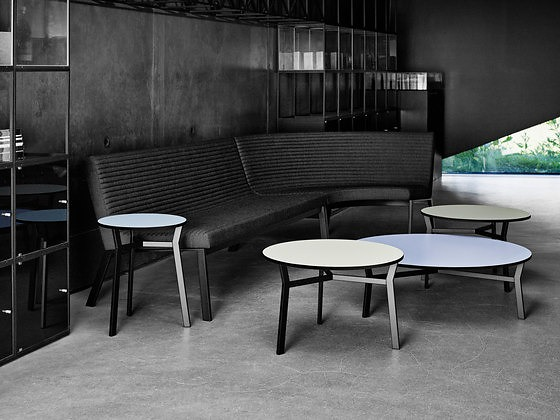 Busk + Hertzog Sputnik Table Collection