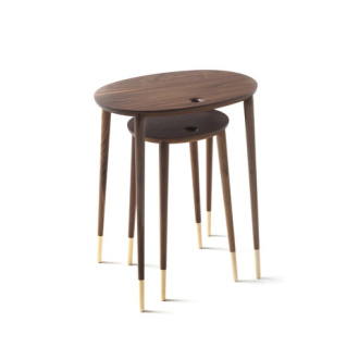 C. Ballabio Rogers Side Table