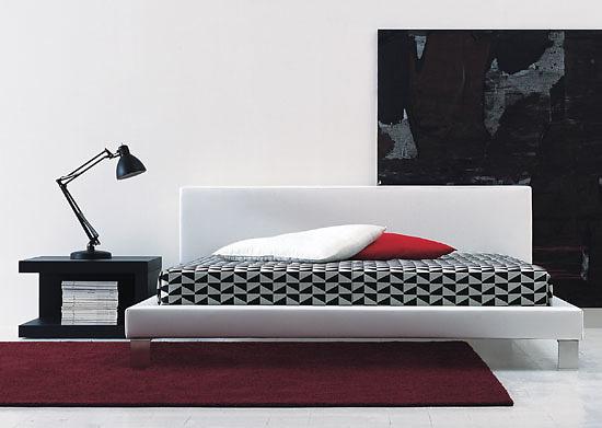 Carlo Colombo Segno Bed
