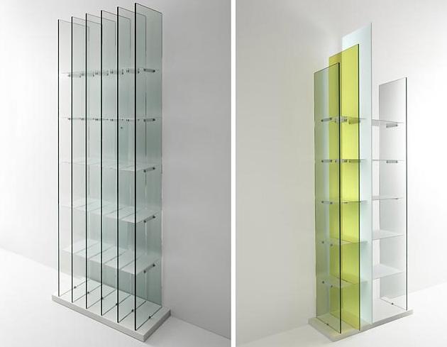 Carlo Vannicola and Paolo Palma Segnalibro Bookcase