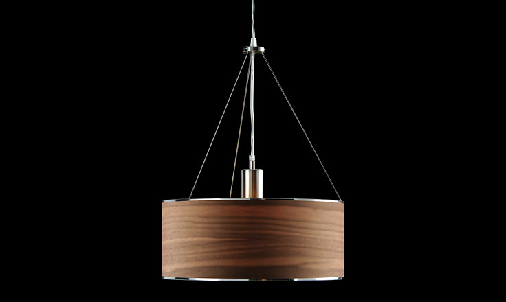 Carlo Zerbaro and Alessandro Trentin Eclissi Single, Double And Triple Hanging Lamp