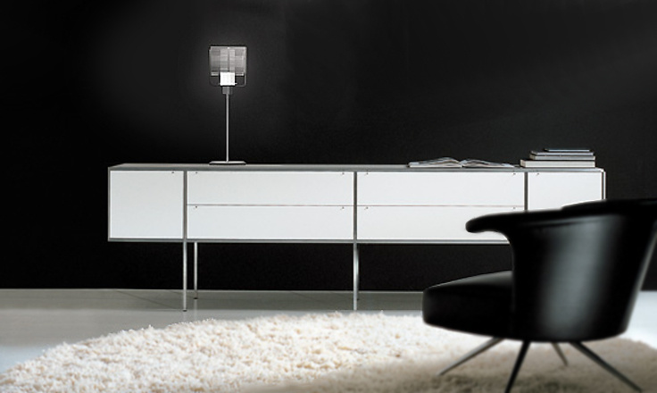 Carlo Zerbaro and Alessandro Trentin IX Table Lamp