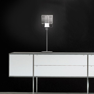 Carlo Zerbaro and Alessandro Trentin IX Table Lamp