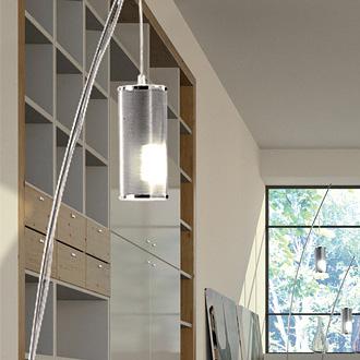 Carlo Zerbaro And Alessandro Trentin Luna Floor Lamp