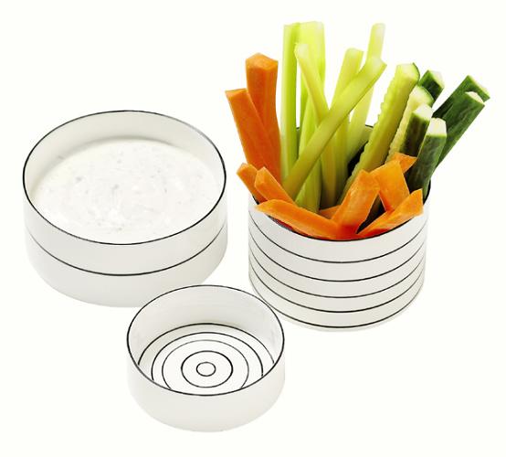 Catharina Kippel Bono Bowls & Dessert Plates